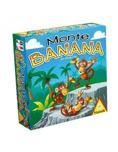 Monte banana - jeu Piatnik