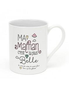 Mug Maman c'est la plus belle