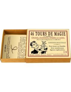 Tours de magie - Marc Vidal