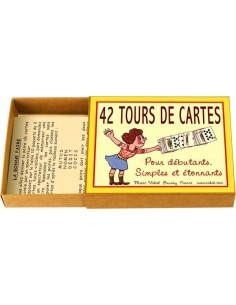 Tours de cartes - Marc Vidal