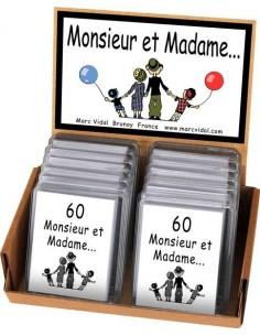 Jeu Monsieur Madame - Marc...