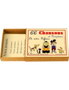Chansons et comptines -...