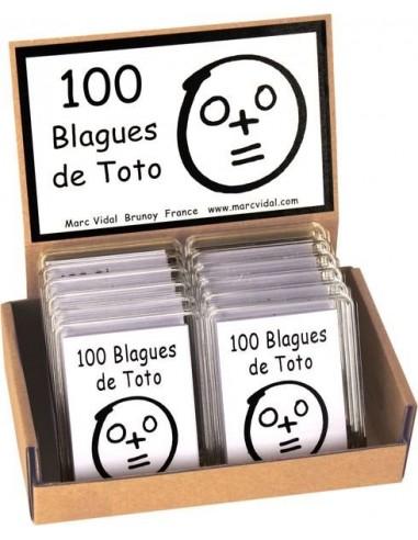 100 blagues de Toto - Marc Vidal