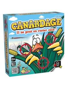 Canardages - jeu Gigamic