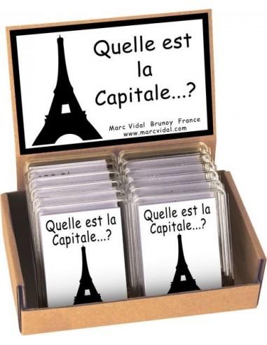 Quelle est la Capitale - Marc Vidal