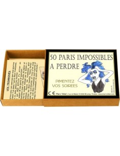 50 paris impossibles à...