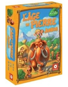 L'âge de pierre junior -...