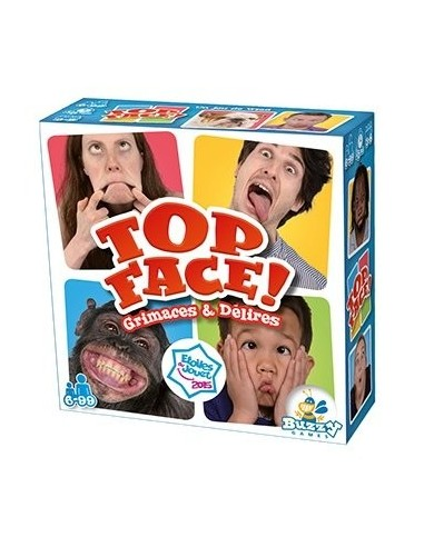 Jeu Top Face - Blackrock éditions
