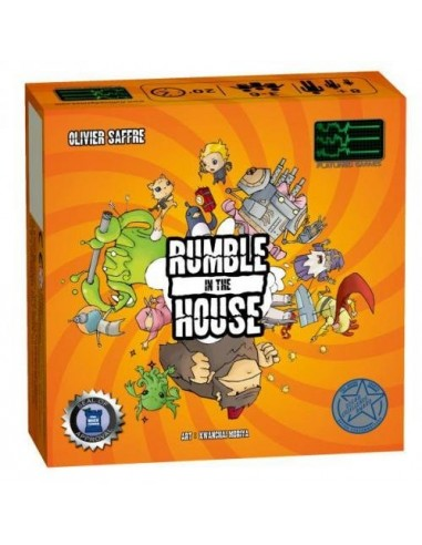 Jeu rumble in the house