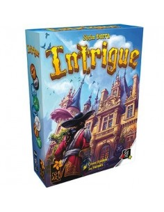 Intrigue - jeu Gigamic