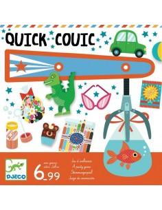 Jeu Quick couic - Djeco
