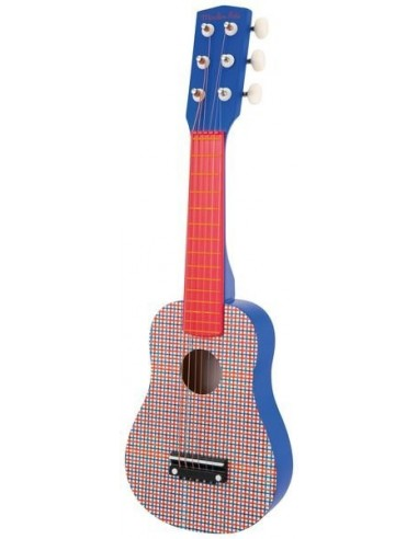 Guitare Les Popipop - Moulin Roty