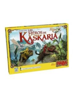 Les héros de Kaskaria - jeu...