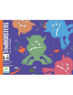 Triomonsters - jeu de carte...