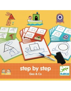 Step by step Géo and Co -...