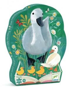 Puzzle le vilain petit canard