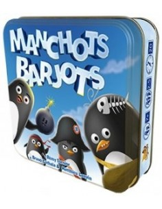 Manchots barjots - jeu Bombyx