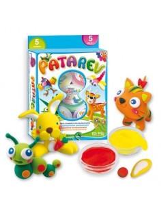 5 pots Patarev