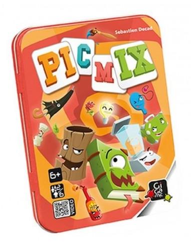 Picmix - jeu Gigamic
