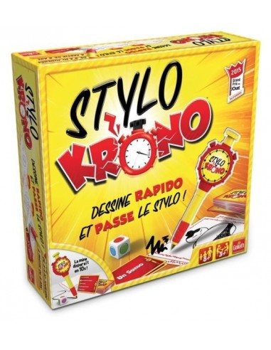 Stylo Krono - jeu Goliath