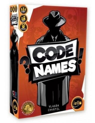 Jeu Codenames - iello