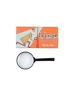 Loupe grossissante - Moulin...