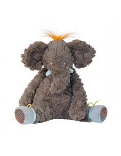 Peluche éléphant Bô -...