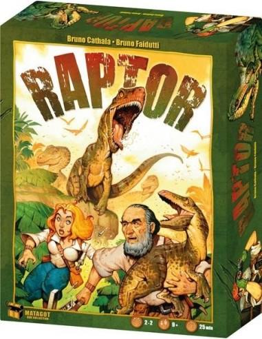 Raptor - jeu Matagot