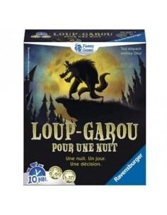 Jeu Loup garou pour une...