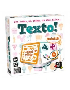 Texto - jeu Gigamic