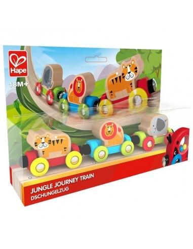 Train de la jungle - Hape