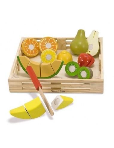 Fruits à découper - Melissa & Doug