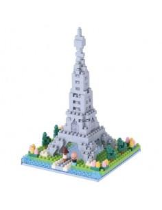 Nanoblock tour Eiffel -...