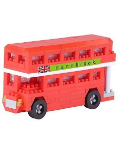 Nanoblock bus londonien -...