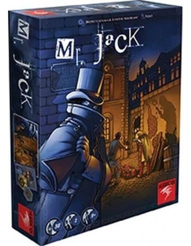 Jeu Mr Jack London