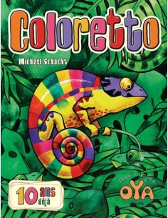 Jeu Coloretto