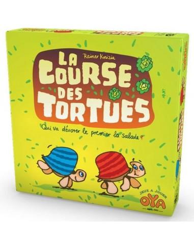 La course des tortues