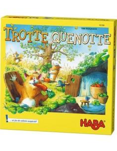 Trotte quenotte - jeu Haba