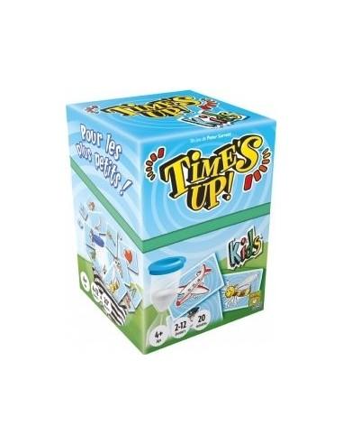 Time's Up Kids - jeu Asmodée