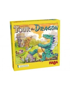 Tour du dragon - jeu Haba