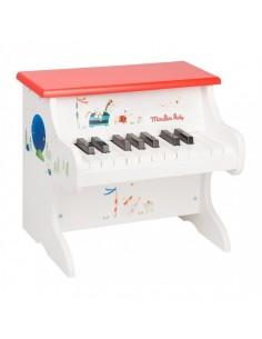 Piano Les Zig et Zag -...