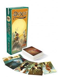 Extension Dixit 4 jeu de...