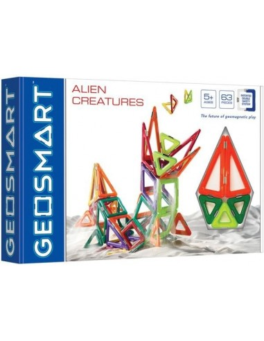 Créatures aliens Geosmart