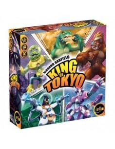 King of Tokyo - jeu Iello