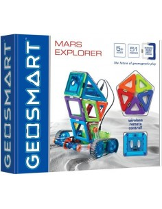 Mars explorer robot télécommandé Geosmart