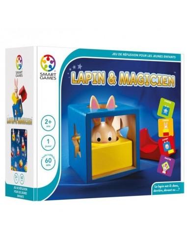 Jeu lapin & magicien Bunny Boo -...