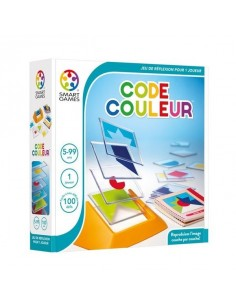 Jeu code couleur - Smartgames