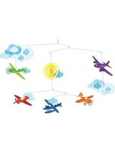 Mobile en vol - Djeco