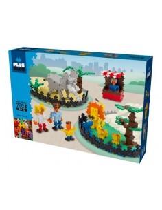 Plus Plus Zoo Box mini...