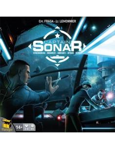 Captain sonar - jeu Matagot